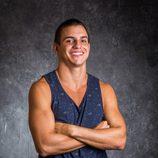 Manoel Rafaski ('Big Brother Brasil'), uno de los gemelos, en la gala 12 de 'GH VIP 5'