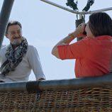 Benito y Maritxu en el primer capítulo de la tercera temporada de 'Allí Abajo'