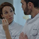 Iñaki y Gotzone en el primer capítulo de la tercera temporada de 'Allí abajo'