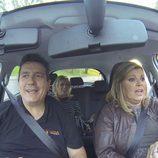 Terelu Campos aprende a conducir junto a su hermana Carmen en la sexta  entrega de 'Las Campos'