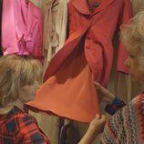 María Teresa Campos enseña su vestuario en el sexto episodio de 'Las Campos'