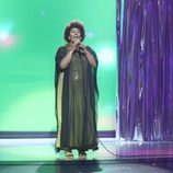 Charo Bravo es Gloria Gaynor en la segunda gala de 'Tu cara no me suena todavía'