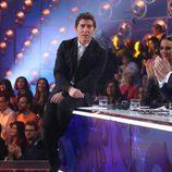 Manel Fuentes en la segunda gala de 'Tu cara no me suena todavía'