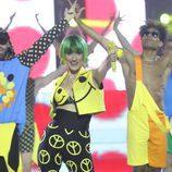 Ana Morgade es Katy Perry en la segunda gala de 'Tu cara no me suena todavía'