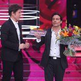 Fran Valenzuela es el ganador de la segunda gala de 'Tu cara no me suena todavía'