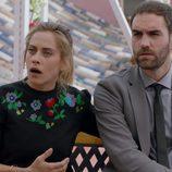 Carmen e Iñaki en el primer capítulo de la tercera temporada de 'Allí abajo'