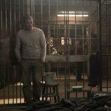Wentworth Miller en la cárcel de la quinta temporada de 'Prison Break'