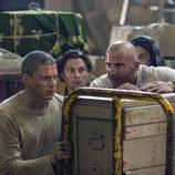 Michael Scofield y Lincoln Burrows, presos en la quinta temporada de 'Prison Break'