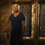 Dominic Purcell en la quinta temporada de 'Prison Break'