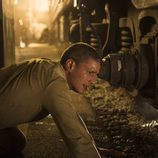 Wentworth Miller se enfrenta a una nueva huida en 'Prison Break'