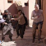 Los protagonistas huyen en la quinta temporada de 'Prison Break'