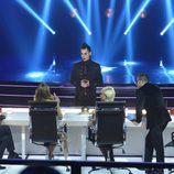 El jurado de 'Got Talent España' delibera en la final de la segunda edición del concurso