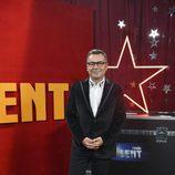 Jorge Javier Vázquez posa en la final de la segunda edición de 'Got Talent España'