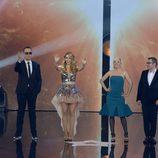 El jurado de 'Got Talent España' en la final de la segunda edición del concurso