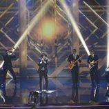Kader Adjel interpretó un tema de John Legend en la final de la segunda edición de 'Got Talent España'
