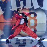El Tekila demuestra su gran talento en 'Got Talent España'
