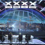Marina Marlo en la final de la segunda edición de 'Got Talent España'
