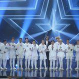 Progenyx es finalista en la final de la segunda edición de 'Got Talent España'
