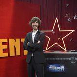 Santi Millán en la final de la segunda edición de 'Got Talent España'