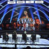 El Tekila actúa en la final de la segunda edición de 'Got Talent España' que le hizo ganar el concurso