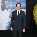 "Bill Hader posa en la premiere de ""Power Rangers"" en Los Ángeles"