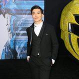 """Ludi Lin posa en la premiere de """"Power Rangers"""" en Los Ángeles"""