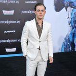 "Dacre Montgomery posa en la premiere de ""Power Rangers"" en Los Ángeles"