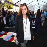 """Amy Jo Johnson posa en la premiere de """"Power Rangers"""" en Los Ángeles"""