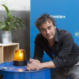 Eduard Fernández es Héctor en la serie de Movistar+, 'La zona'