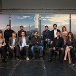 El reparto de 'La zona', nuevo thriller de Movistar+