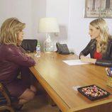 Terelu  acude a una psicóloga para solucionar sus problemas amorosos en la séptima entrega de 'Las Campos'