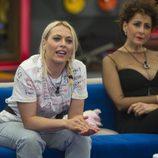 Daniela Blume e Irma Soriano en la gala 13 de 'GH VIP 5'