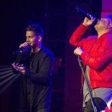 """Juan Magán canta """"Rápido, brusco y violento"""" en la gala 13 de 'GH VIP 5'"""