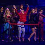 Los concursantes bailan al ritmo de Juan Magán en la gala 13 de 'GH VIP 5'