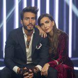 Marco y Aylén, juntos antes de conocer la decisión de la audiencia en la gala 13 de 'GH VIP 5'