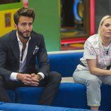 Marco Ferri y Daniela Blume en la gala 13 de 'GH VIP 5'