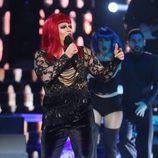 Iria Regueiro es Cher en la tercera gala de 'Tu cara no me suena todavía'