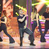 Christian Rodríguez es Chayanne en la tercera gala de 'Tu cara no me suena todavía'