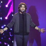 Raúl Ogalla fue el ganador de la tercera gala de 'Tu cara no me suena todavía' con su imitación de Manuel Carrasco