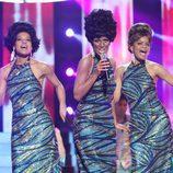 Roko es Diana Ross en la tercera gala de 'Tu cara no me suena todavía'