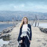 Paula Vázquez en las primeras imágenes de 'El puente'
