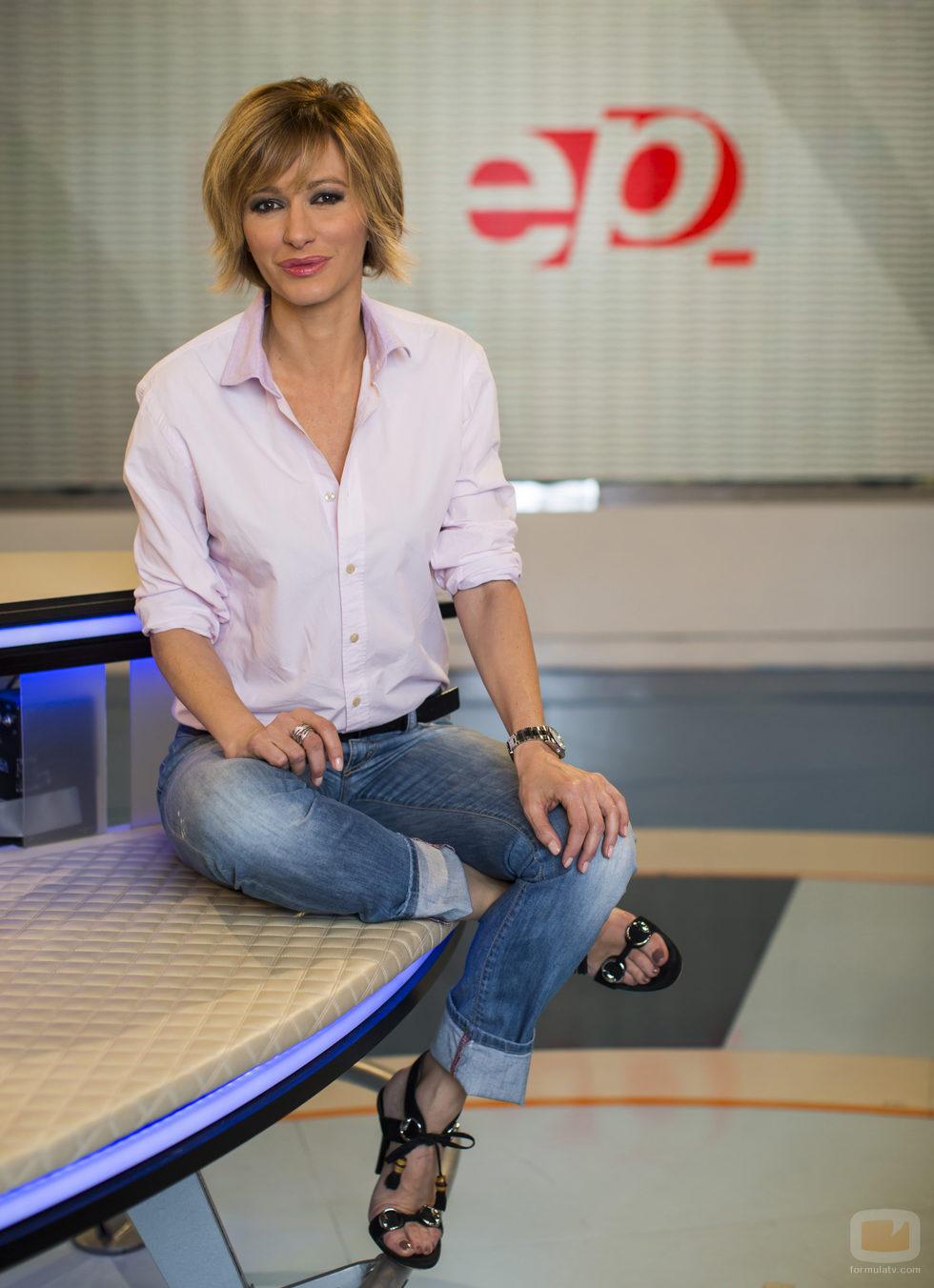 Susanna griso en 39 espejo p blico 39 fotos formulatv for Espejo publico verano