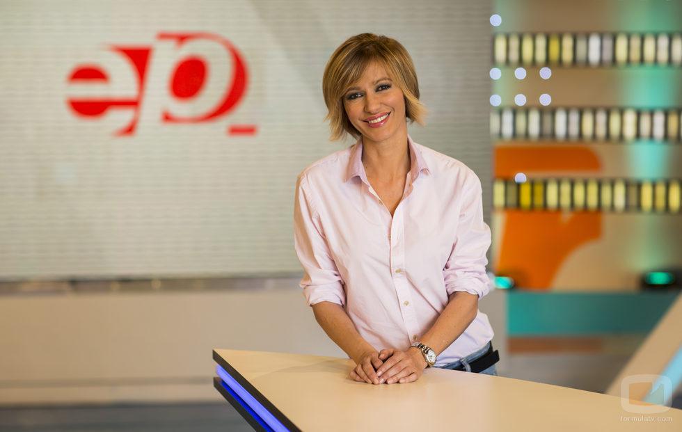La periodista susanna griso en 39 espejo p blico 39 fotos formulatv - Antena 3 espejo publico ...