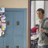 Dylan Minnette, en la serie 'Por 13 razones'