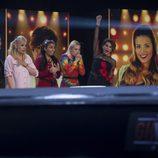 Alyson, Irma, Emma, Elettra y Daniela se proclaman finalistas de 'GH VIP 5' en la gala 14