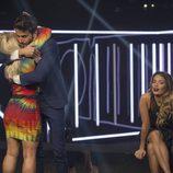 Daniela Blume se despide de Marco Ferri en la gala 14 de 'GH VIP 5'