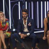 Daniela Blume, Marco Ferri y Alyson Rae Eckmann en la gala 14 de 'GH VIP 5'