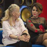 Emma Ozores e Irma Soriano en la gala 14 de 'GH VIP 5'