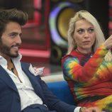 Marco Ferri y Daniela Blume en la gala 14 de 'GH VIP 5'
