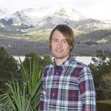 El granjero David posa en las fotos promocionales de la sexta edición de 'Granjero busca esposa'